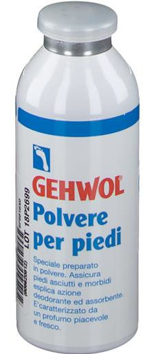 Gehwol Polvere Per Piedi 100g