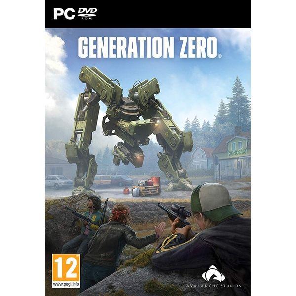 Avalanche Studios Generation Zero