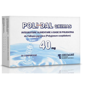 Ghimas Polidal 30compresse