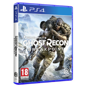 Ubisoft Tom Clancy's Ghost Recon Breakpoint
