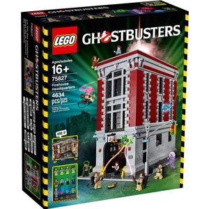 Ghostbuster 75827 caserma dei pompieri
