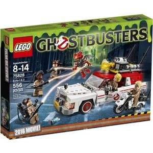 Lego Ghostbusters 75828 Ecto 1&2