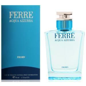 Gianfranco ferre acqua azzurra for men 50ml