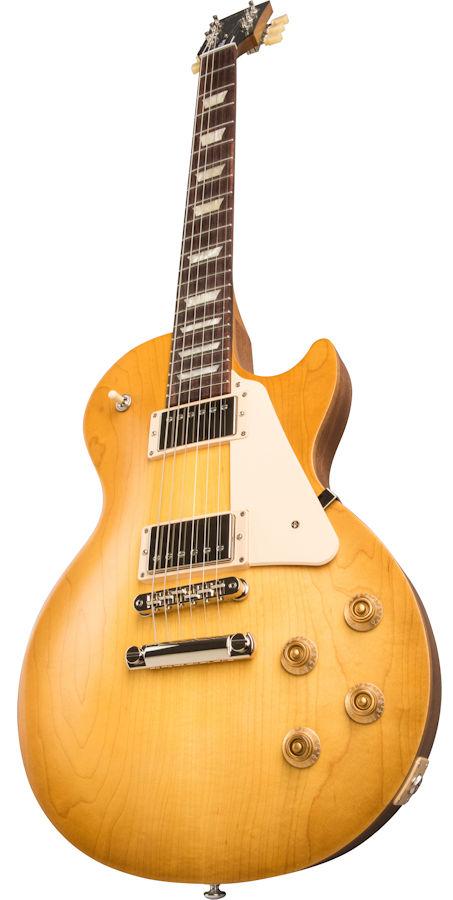 Gibson Chitarra Elettrica Les Paul Studio Tribute Satin Honeyburst