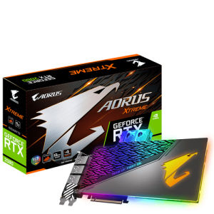 Gigabyte GeForce RTX 2080 Aorus Xtreme WaterForce WB 8G