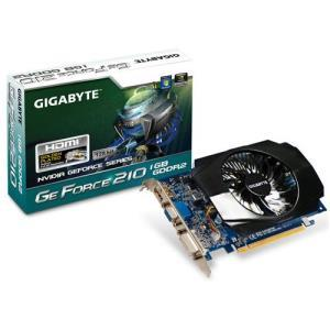 Gigabyte GeForce 210 1GB DDR2