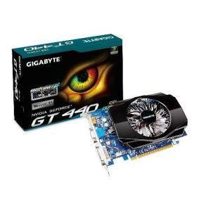 Gigabyte GeForce GT440 1GB (GV-N440-1GI)