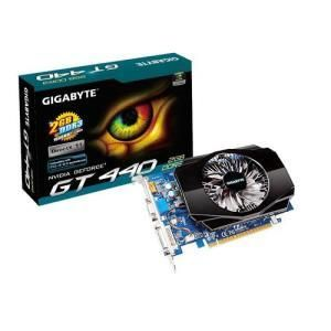 Gigabyte GeForce GT440 2GB (GV-N440-2GI)