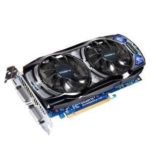 Gigabyte GeForce GTX460 1GB (GV-N460OC2-1GI)
