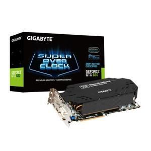 Gigabyte GeForce GTX680 2GB (GV-N680SO-2GD)