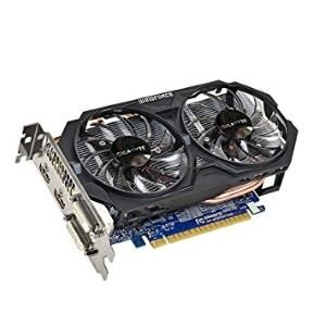 Gigabyte GeForce GTX750Ti 2GB (GV-N75TOC-2GI)