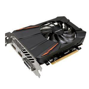 Gigabyte Radeon RX 550 D5 2GB