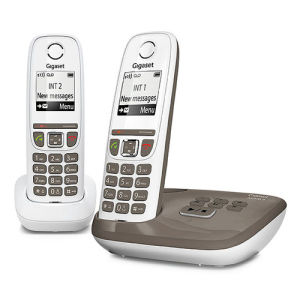 Gigaset AS470A Duo Telefono
