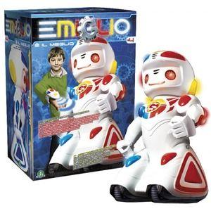 Giochi preziosi emiglio robot