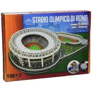 Giochi preziosi nanostad stadio olimpico roma 156pz