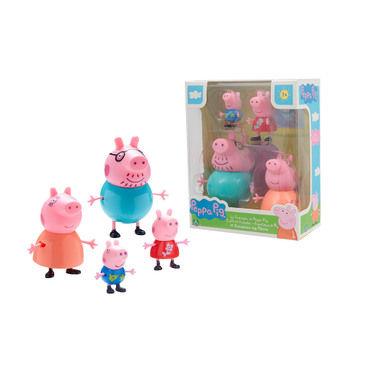 Giochi Preziosi Peppa Pig Set Famiglia