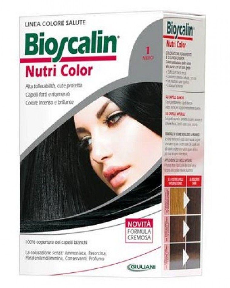 Giuliani Bioscalin Nutri Color 1 Nero