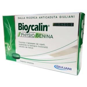 Giuliani Bioscalin Physiogenina 60compresse