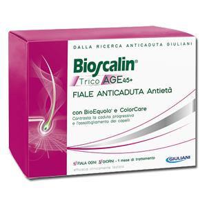 Giuliani Bioscalin Tricoage 45+ 10fiale anticaduta