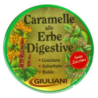 Giuliani Caramelle alle Erbe Digestive senza zucchero