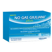 Giuliani No Gas Giuliani Plus 30 compresse