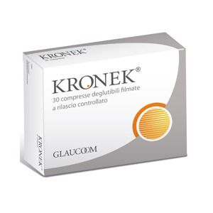 Glaucoom Kronek 30compresse