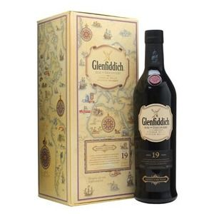 Glenfiddich Scotch 19 years old