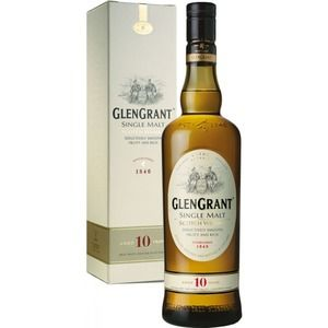 Glengrant Scotch 10 years old