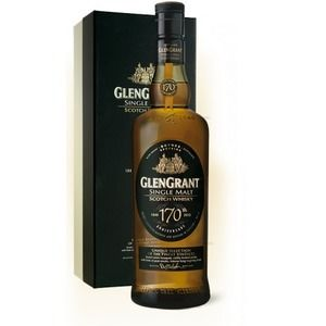 Glengrant Scotch 170th Anniversary