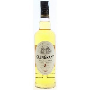Glengrant Scotch 5years old
