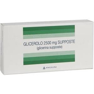Angelini Glicerolo adulti 18supposte 2500mg