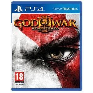 Sony God of War III Remastered