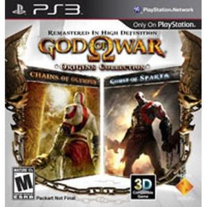 Sony God of War Collection Volume II Classics HD