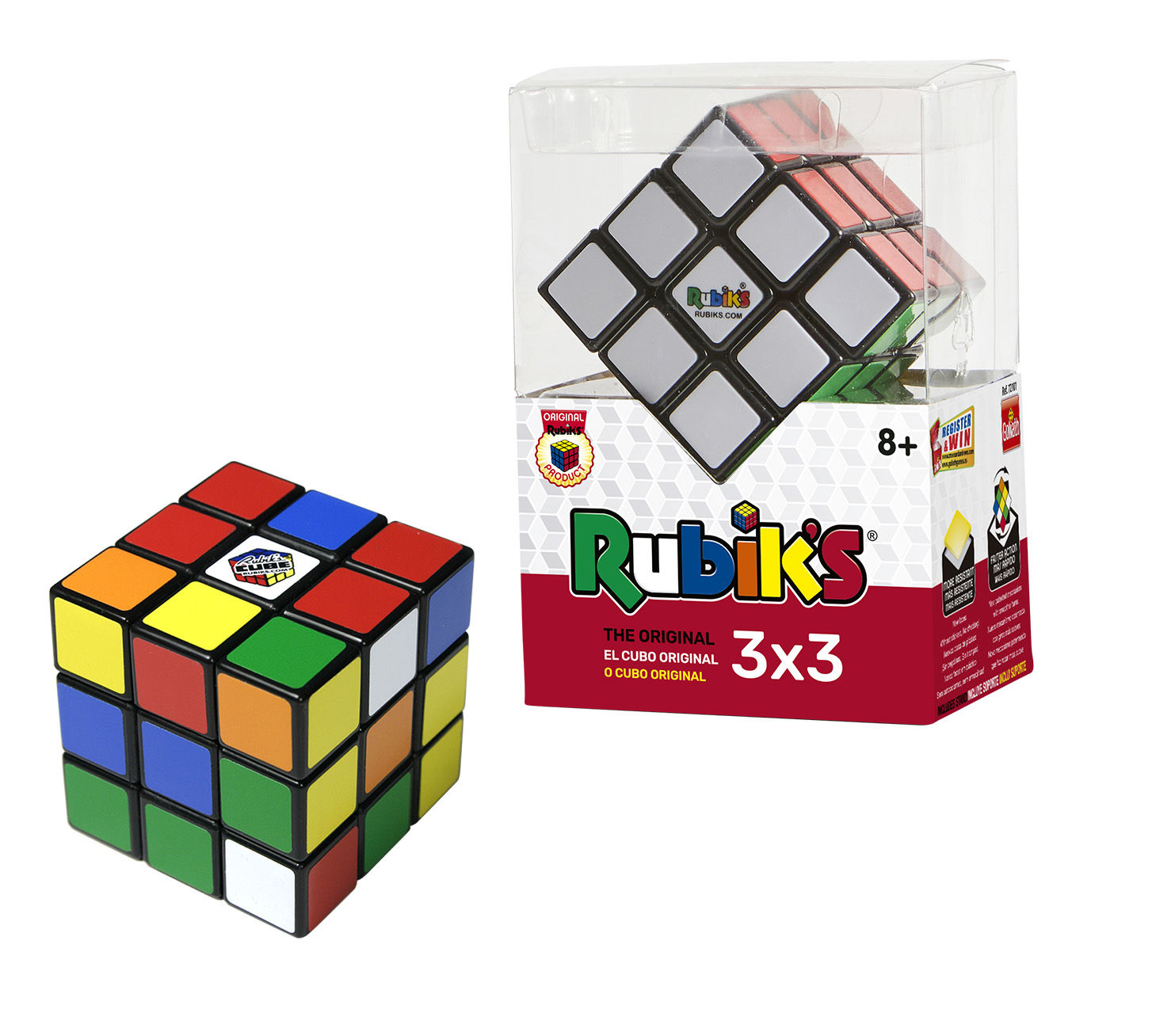 Goliath Cubo di Rubik 3×3
