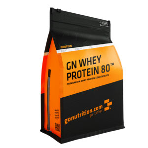 GoNutrition GN Whey Protein 80