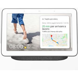 Google Nest Hub Antracite