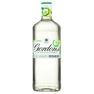Gordon's Crisp Cucumber Distilled Gin