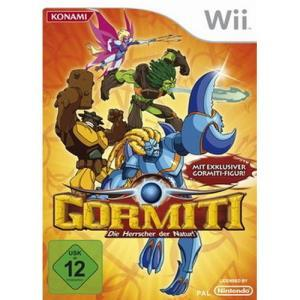 Konami Gormiti: Gli Eroi della Natura