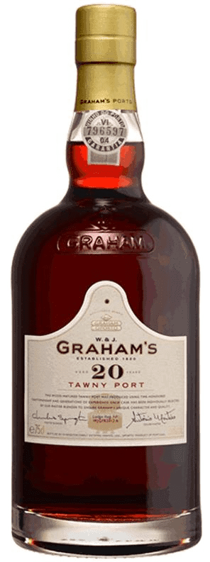Graham's Porto 20 Years Old Tawny