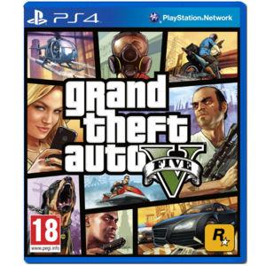 Rockstar Games Grand Theft Auto V