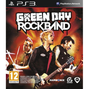 Electronic Arts Green Day Rock Band
