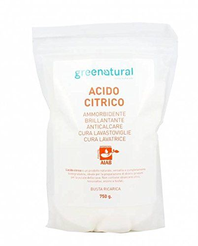 Greenatural Acido Citrico