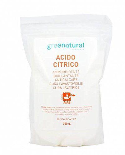 Greenatural Acido Citrico