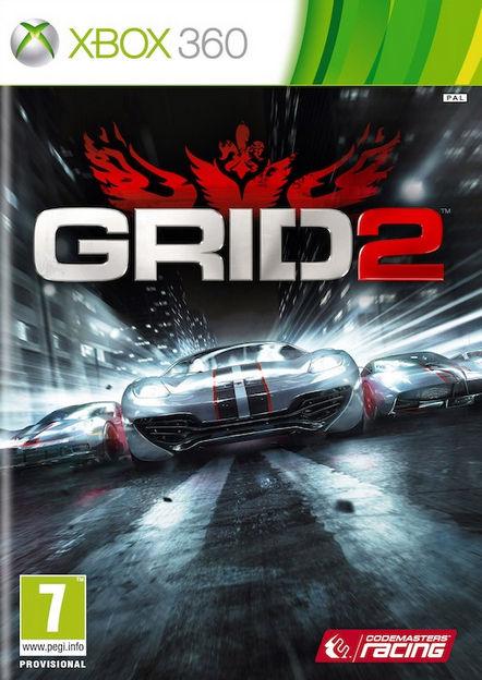 Codemasters Grid 2