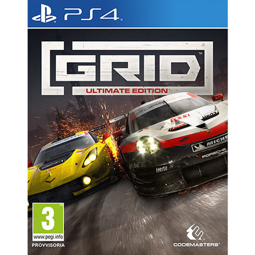 Codemasters Grid - Ultimate Edition