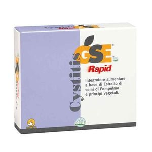 GSE Cystitis Rapid 30compresse