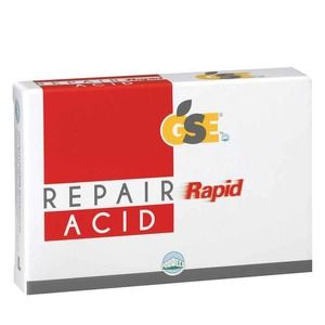 GSE Repair Rapid Acid 12compresse