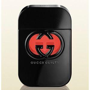 Gucci guilty black eau de toilette 75ml