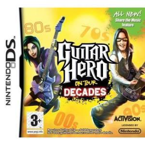 Activision Guitar Hero on Tour Decades