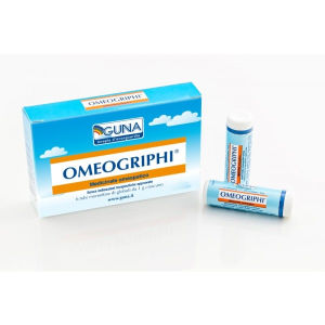 Guna Omeogriphi Globuli 6 Tubi